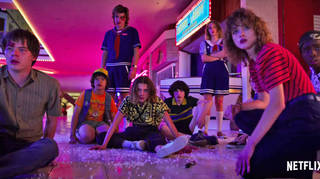 Stranger Things series three was released at 8am on July 4