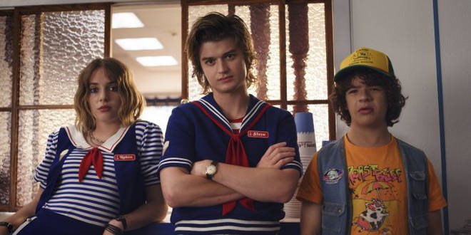 Stranger Things Three dropped on Netflix this morning