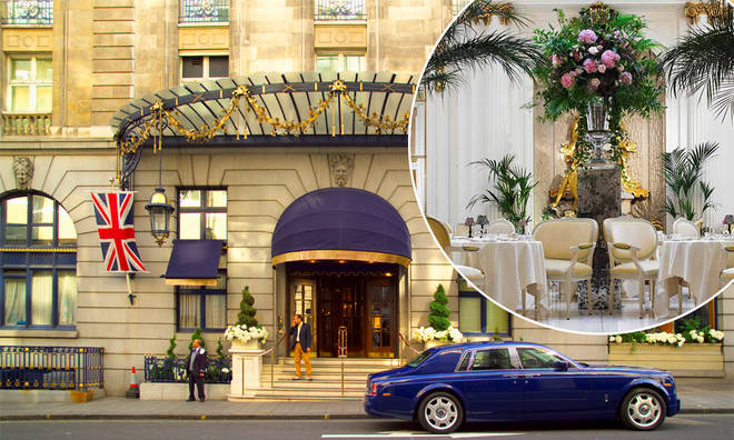 The Ritz was specially designed for women