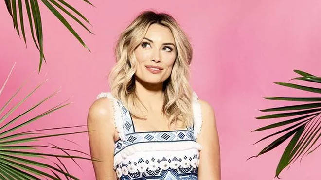Arielle Vandenburg is the host of Love Island USA