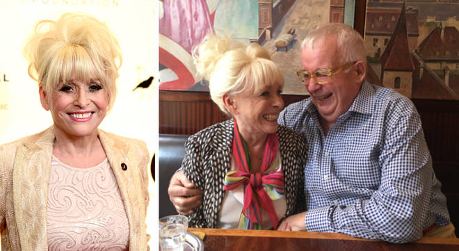 Christopher Biggins has shared a sweet photo with Barbara