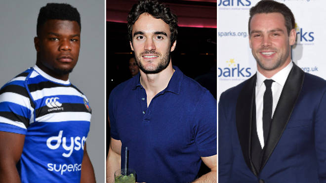 Ben Foden, Thom Evans and Levi Davis have teamed up for the singing competition set to air this autumn on ITV.
