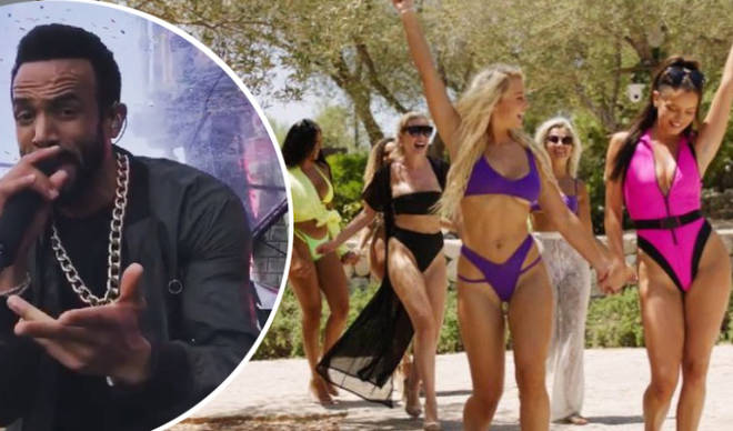 Craig David to surprise Love Island contestants this weekend with a special guest DJ at the villa's pool party.