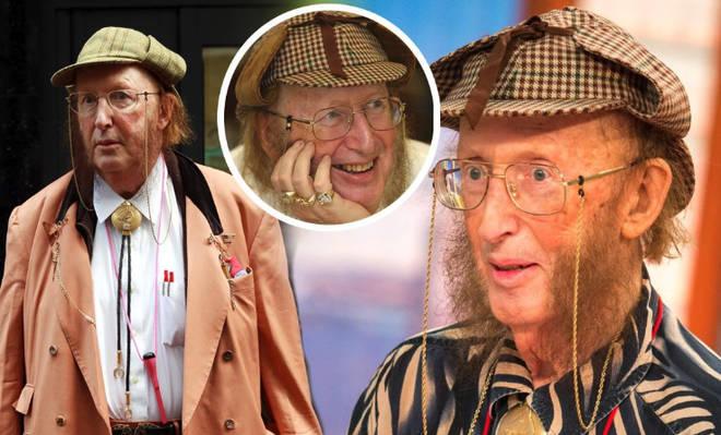 John McCririck has died aged 79