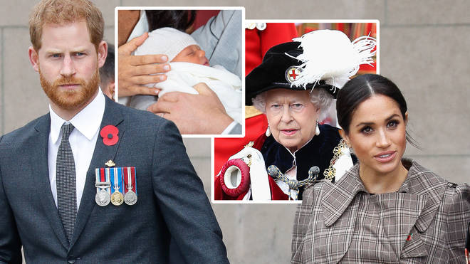 Meghan Markle and Prince Harry may not have a choice but to reveal Archie's godparents