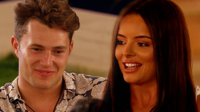 Maura shocked Love Island viewers by confessing her feelings for Curtis