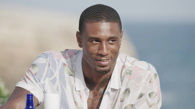 What basketball team does Love Island's Ovie Soko play for