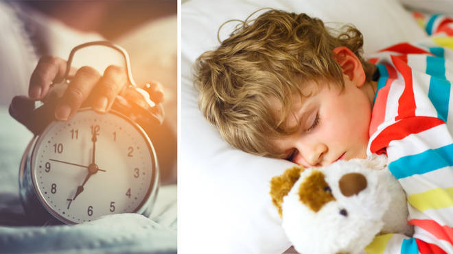 This is the time your kids should be going to bed