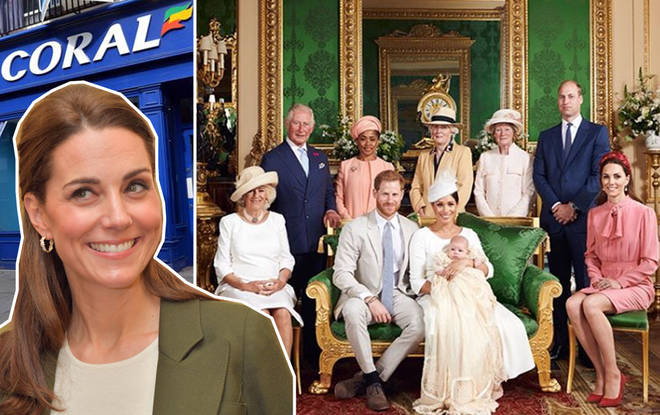 Bookies have slashed the odd on Kate announcing her pregnancy