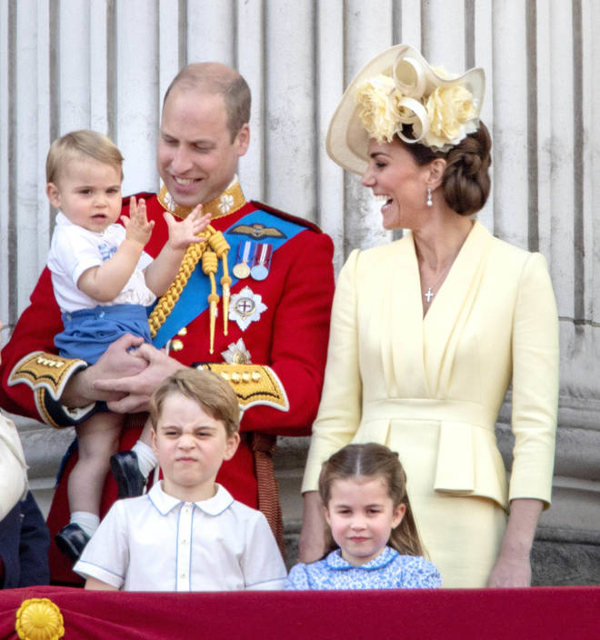 Kate and Wills attended Archie Mountbatten-Windsor's christening