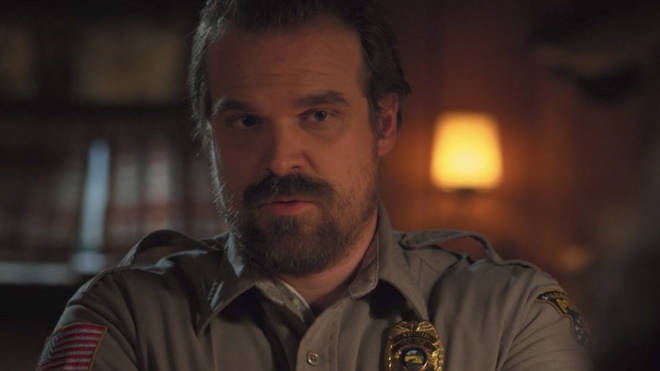 In the tragic last scenes, we saw Hopper appear to die as the gate was closed to the upside down