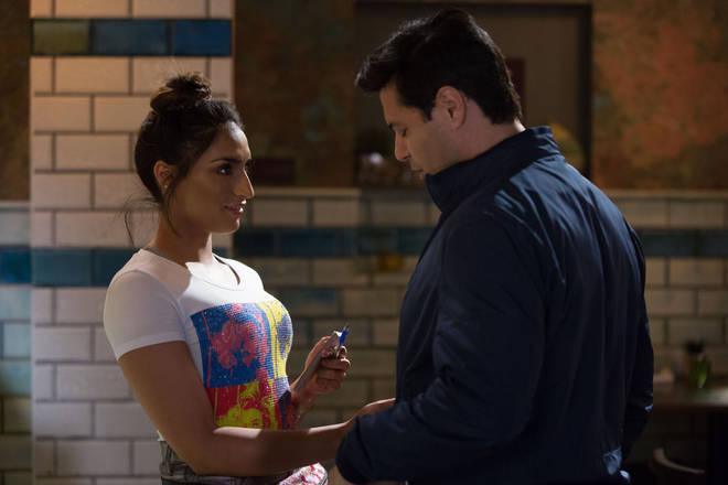 Will Adam and Habida's affair be exposed?