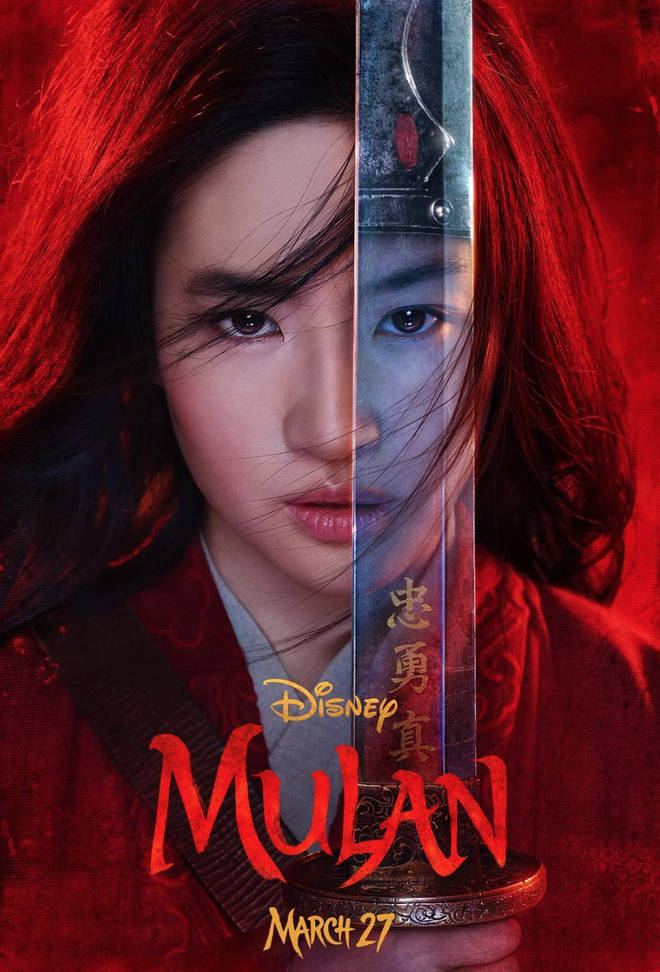 The new Mulan remake appears to be very different from the 1998 Disney original