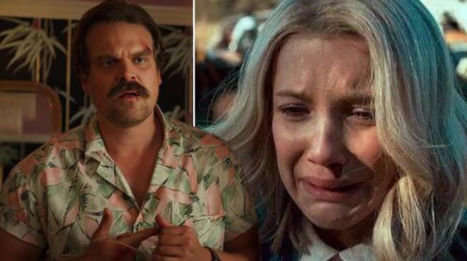 Hopper's letter to Eleven in Stranger Things has fans in floods of tears