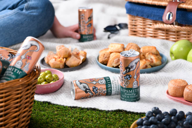 Here are the best drinks in a can for the summer