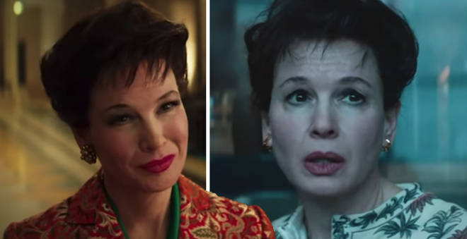 Renne Zellweger will be starring as Judy in a biopic of her later life