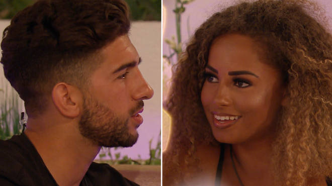Marvin Brooks moves on from Maura as he takes a liking to Amber in tonight's Love Island