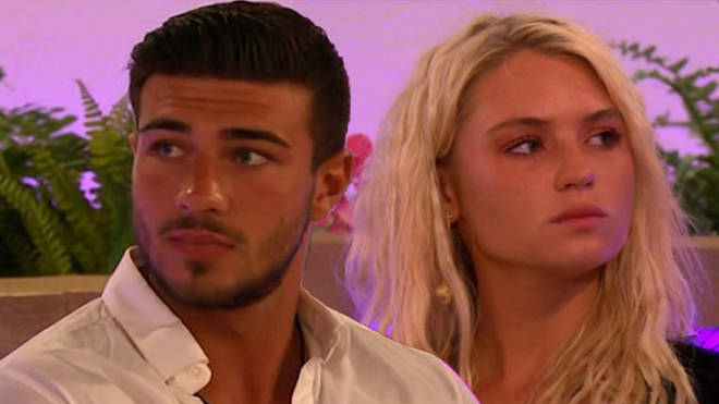 Lucie has revealed the truth about her romance with Tommy