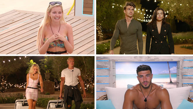 Love Island was very dramatic last night