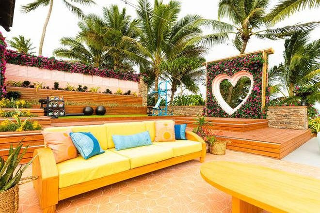Love Island USA contestants will be living a life of luxury