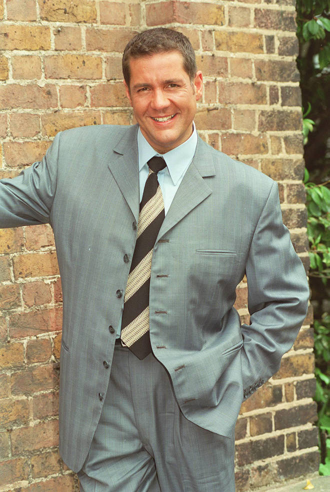 Dale Winton hosted Supermarket Sweep for eight years