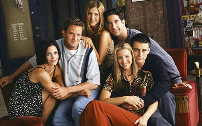 Friends is officially leaving Netflix US