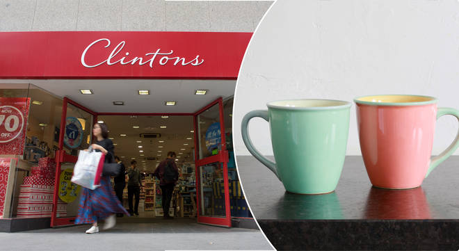Clintons have been slammed for their 'sexist' mugs
