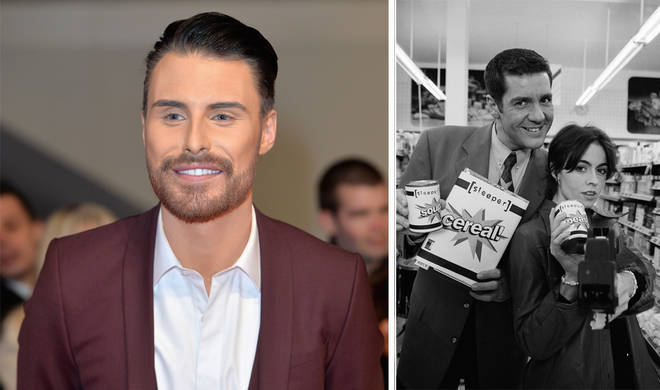 Rylan is taking over Dale Winton's iconic role