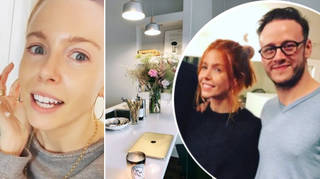 Stacey Dooley has reportedly backed out of plans to get a pad with Kevin Clifton for fears their whirlwind romance is moving too quickly.