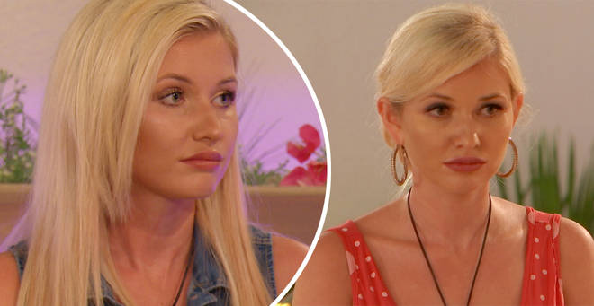 Amy Hart has opened up about her final days in the villa