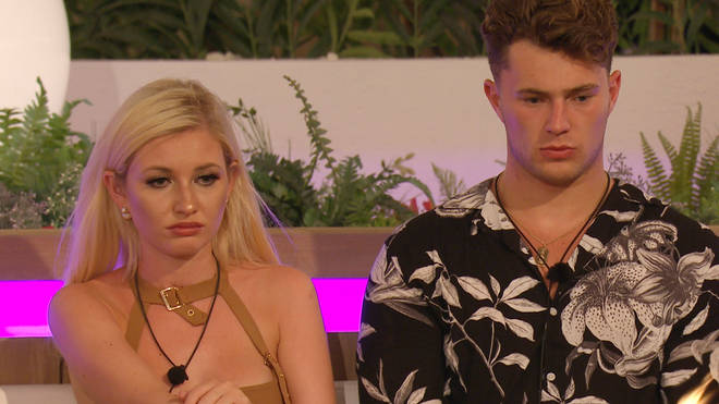 Curtis and Amy split after the dramatic events of Casa Amor