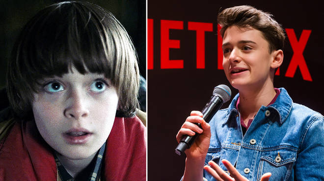 Stranger Things star Noah Schnapp responds to fans speculating about Will Byers' sexuality