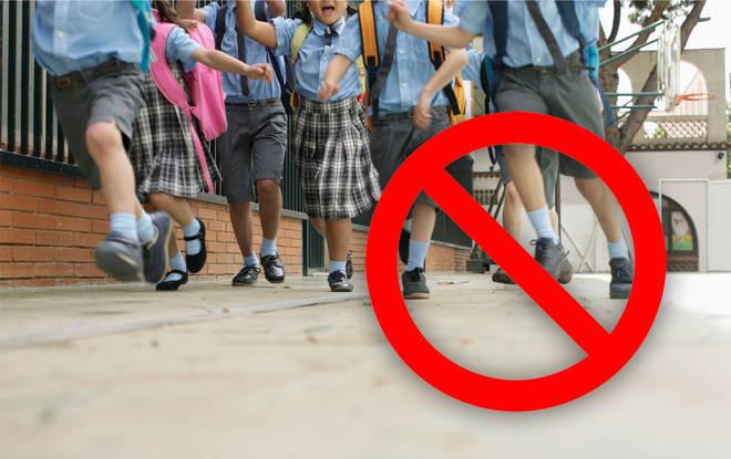 School uniforms will be overhauled