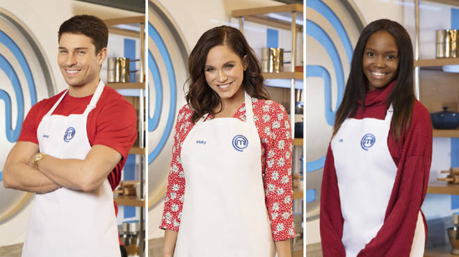 The line-up for Celebrity MasterChef 2019 has been revealed.