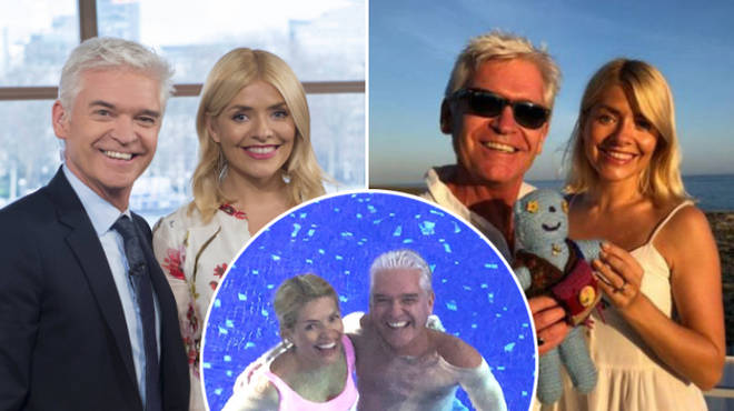 Holly and Phil 'wiil take SEVEN WEEK summer break from This Morning' to spend time with their families.
