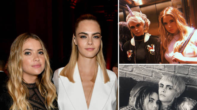 Ashley Benson And Cara Delevingne Relationship Are They Engaged