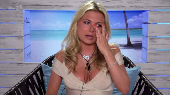Former Miss GB, Zara Holland, was stripped of her title after her Love Island sex scene aired on TV