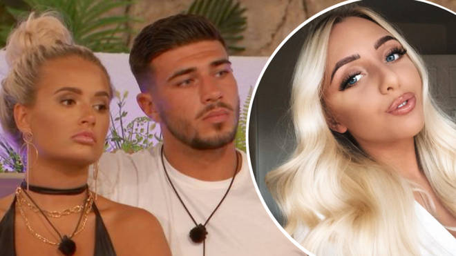 Tommy Fury's ex-girlfriend Millie has hit out at the boxer, claiming he won't stay faithful to Molly-Mae Hague.