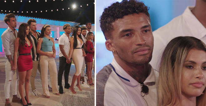 Michael and Amber will be split up in the shock twist