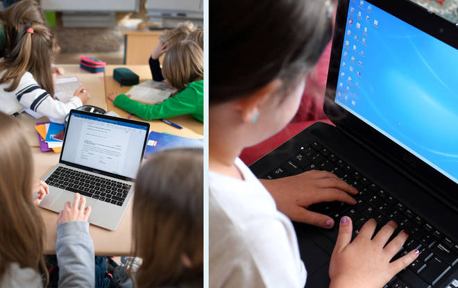 The school offered to buy back the unwanted laptops for a mere £100