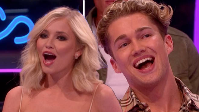 Amy Hart was caught flirting with AJ Pritchard