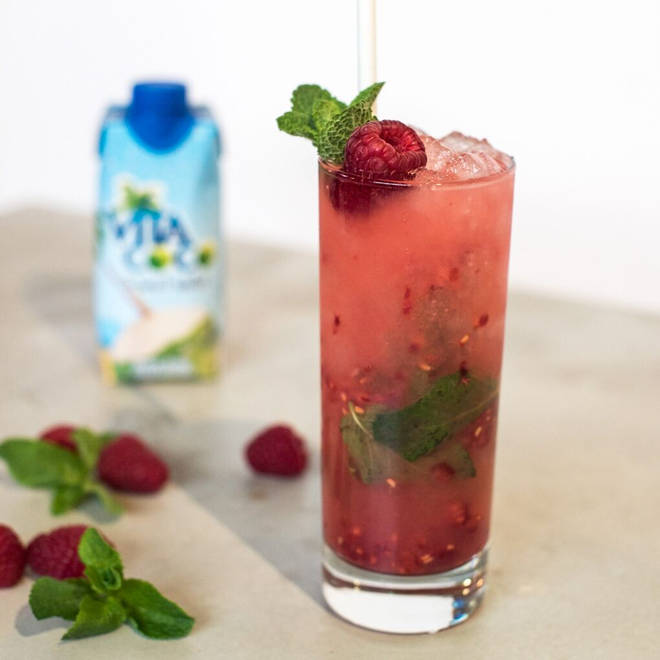 This fruity take on a classic cocktail tastes of summer