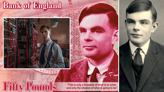 Who was Alan Turing and what is he famous for?