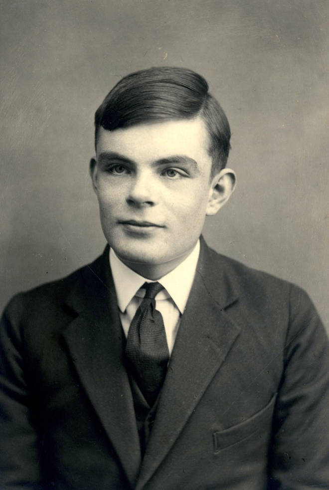 Alan Turing has become the face of the new £50 note