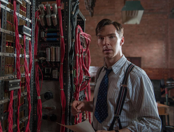Alan Turing's life was honoured in the film The Imitation Game