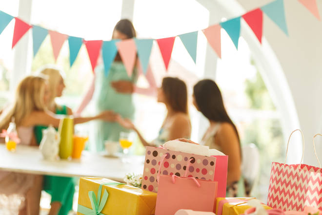 The friend charged guests to attend her shower (stock image)