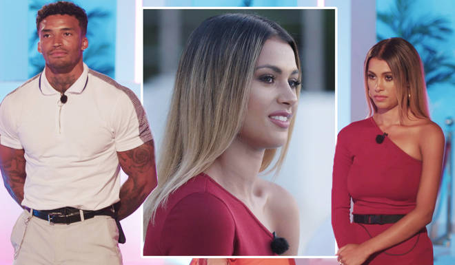 Joanna says she is 'disappointed' Michael didn't leave the Love Island villa with her