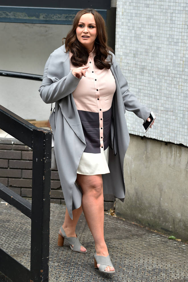 Chanelle Hayes has come a long way since she was spotted just two months ago.