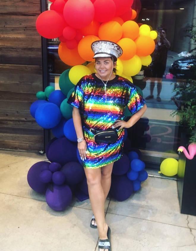 Scarlett Moffatt planned to wear the skirt to New York Pride