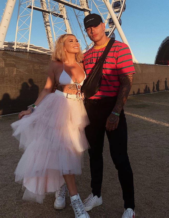 The brand has previously collaborated with Olivia Buckland, who wore the skirt to Coachella